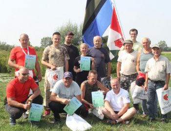 Zawody spławikowe 2.09 RELACJA