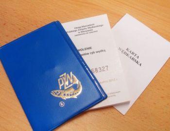 Warunki Zezwoleń na Amatorski Połów Ryb, wysokość składek i ulg oraz Zasady Wędkowania w wodach Okręgu Mazowieckiego PZW w 2019 roku