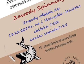 Zawody Spiningowe