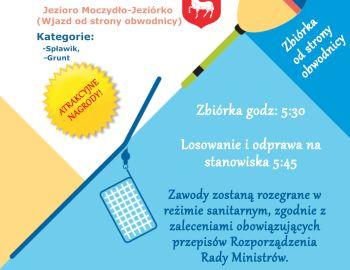 ZAWODY 30.05 SPŁAWIK/GRUNT